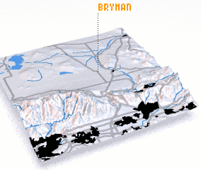 3d view of Bryman