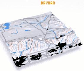 3d view of Bryman