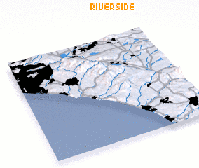 3d view of Riverside