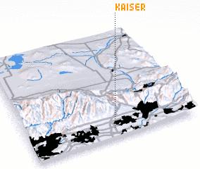 3d view of Kaiser