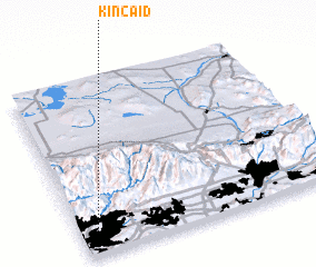 3d view of Kincaid