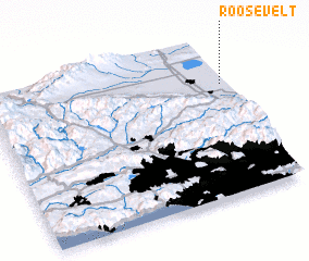 3d view of Roosevelt