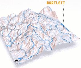 3d view of Bartlett