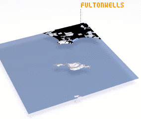 3d view of Fulton Wells
