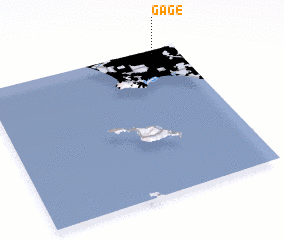 3d view of Gage