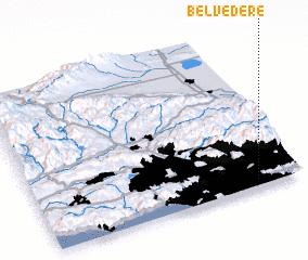 3d view of Belvedere