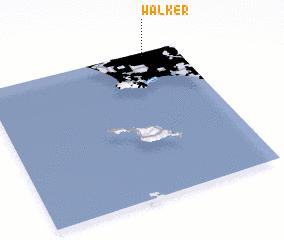 3d view of Walker