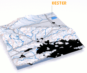 3d view of Kester