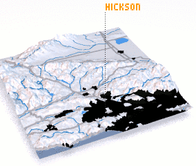 3d view of Hickson