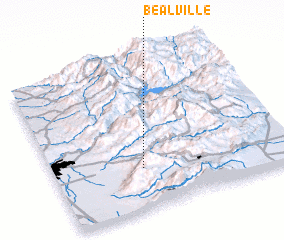 3d view of Bealville