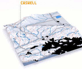 3d view of Caswell