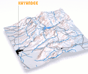 3d view of Kayandee