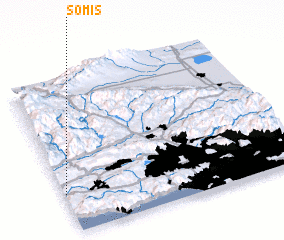 3d view of Somis
