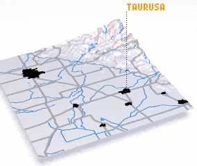 3d view of Taurusa