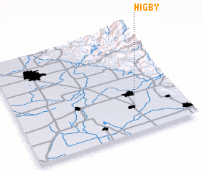 3d view of Higby