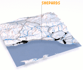 3d view of Shepards