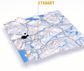 3d view of Stewart