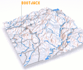 3d view of Bootjack