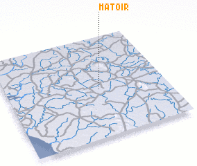 3d view of Matoir