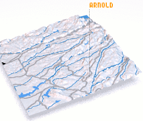 3d view of Arnold