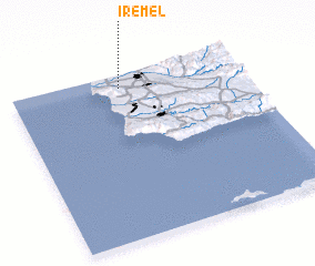 3d view of Iremel