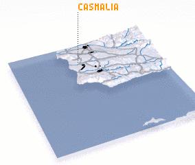 3d view of Casmalia
