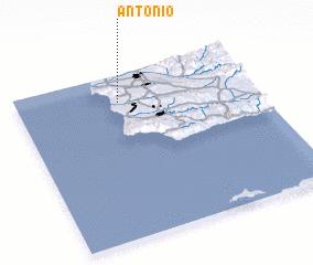 3d view of Antonio