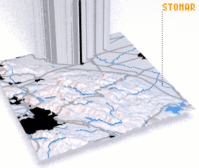 3d view of Stomar