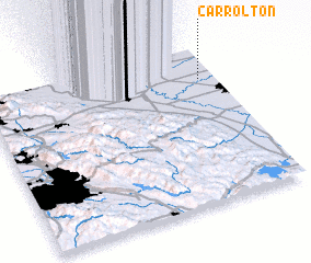 3d view of Carrolton