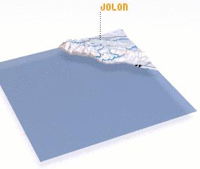 3d view of Jolon