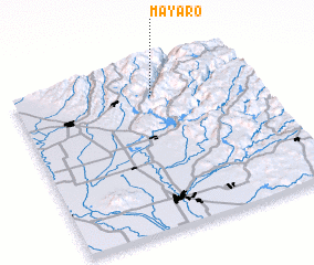 3d view of Mayaro