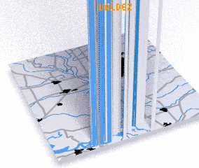 3d view of Valdez