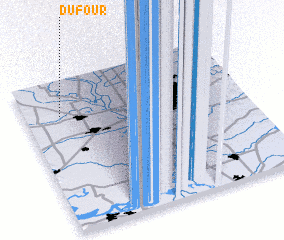 3d view of Dufour