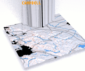 3d view of Campbell