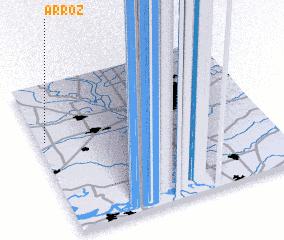 3d view of Arroz