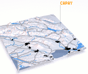 3d view of Capay