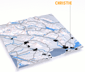 3d view of Christie