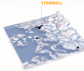 3d view of Strandell