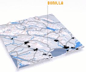 3d view of Bonilla