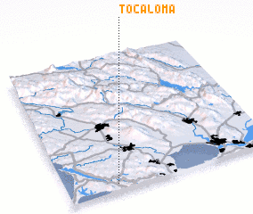 3d view of Tocaloma