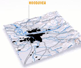 3d view of Hoodview