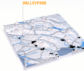 3d view of Valley Ford