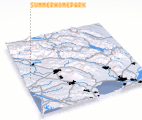 3d view of Summerhome Park