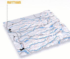 3d view of Maytown