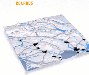 3d view of Rolands