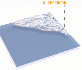 3d view of Guernewood