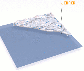 3d view of Jenner
