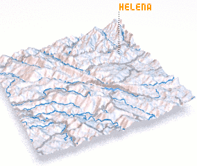 3d view of Helena