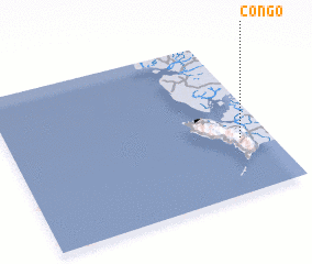 3d view of Congo