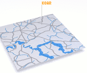 3d view of Koar
